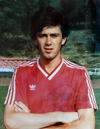 Stefan Bachev