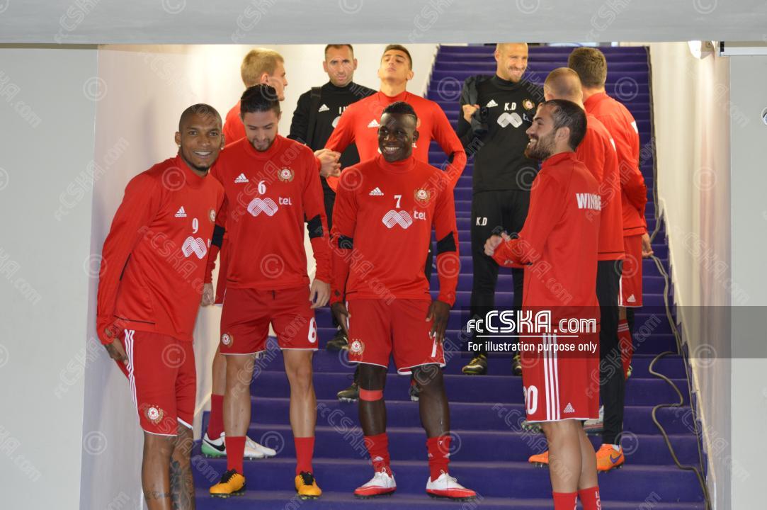 CSKA (Sofia) 2:2 30 September